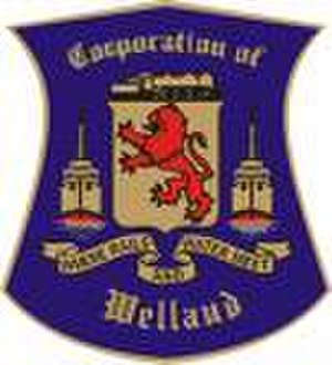Welland - Image: Wellandcrest