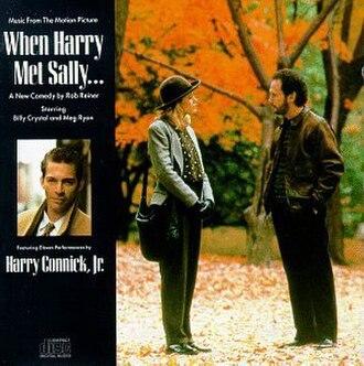 When Harry Met Sally... (soundtrack) - Image: When Harry Met Sally Soundtrack