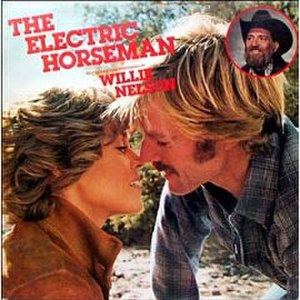 The Electric Horseman (album) - Image: Willie Nelson Electric Horseman