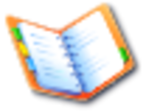Windows Address Book - Image: Windows Address Book icon Windows xp