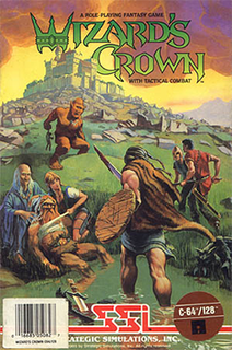<i>Wizards Crown</i> video game