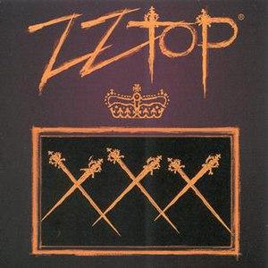 XXX (ZZ Top album) - Image: ZZ Top XXX