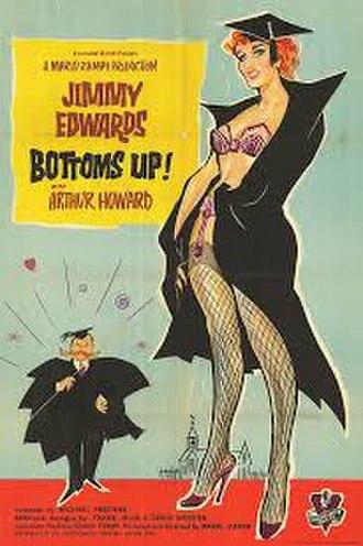 "Bottoms Up (1960 film) - Image: ""Bottoms Up"" (1960)"