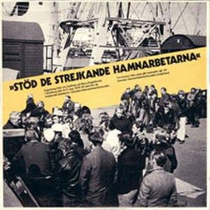 Stöd de strejkande hamnarbetarna - Image: 1974 stod