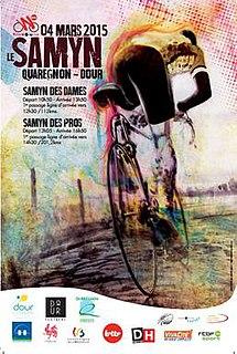 2015 Le Samyn des Dames cycling race