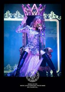 <i>20th Anniversary Tour 2020 My Name Is...</i> 2021 video by Koda Kumi
