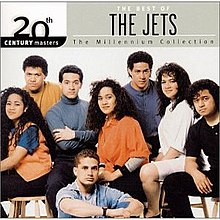 20th Century Masters - Millennium Collection (The Jets album).jpeg