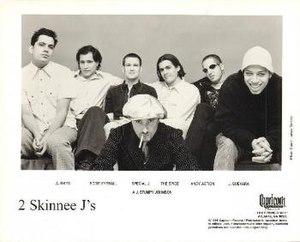 2 Skinnee J's - 2 Skinnee J's, 1998