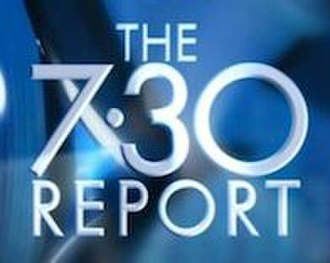 The 7.30 Report - The 7.30 Report logo