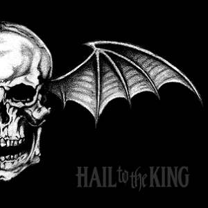 Hail to the King (Avenged Sevenfold album) - Image: A7XHailtothe King