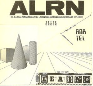 Alternate Learning - Image: ALRN EP front cover