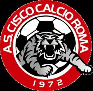 Atletico Roma F.C. - Former Cisco Roma logo, 2005-2010