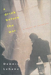<i>A Drink Before the War</i>