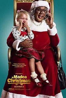 <i>A Madea Christmas</i> (film) 2013 film by Tyler Perry