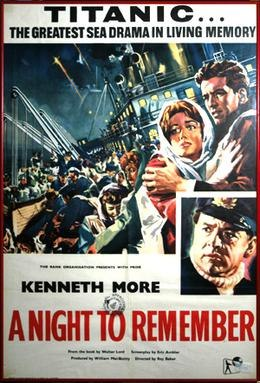 A Night to Remember (film poster)