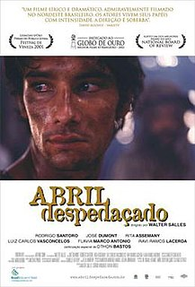 <i>Behind the Sun</i> (film) 2001 film by Walter Salles