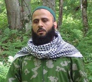 Abu Hafs al-Urduni - Image: Abu Hafs al Urduni 2