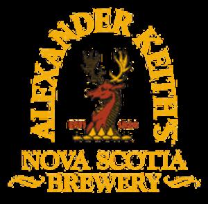 Alexander Keith's Brewery - Image: Alexander Keith's Nova Scotia Brewery Logo