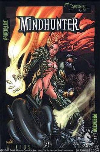 Mindhunter (comic book) - Image: Alienspredwitch