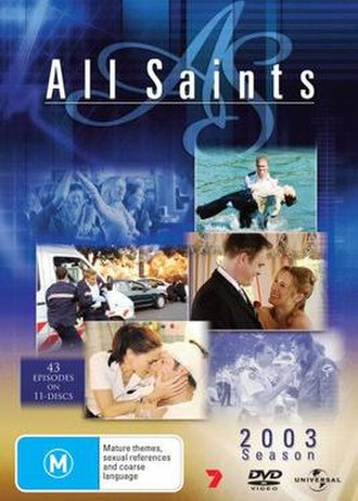 All Saints (season 6) - Season 6 DVD