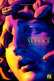 <i>The Assassination of Gianni Versace: American Crime Story</i> Second season of American Crime Story