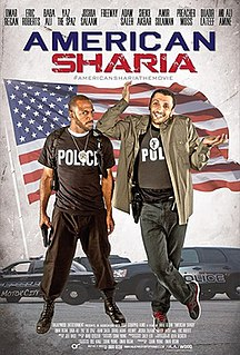 <i>American Sharia</i> 2015 American film directed by Omar Regan