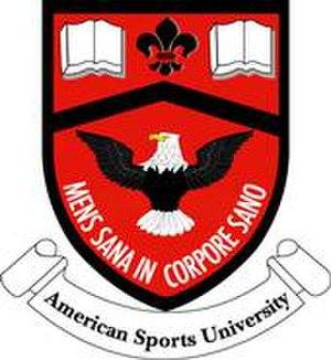 American Sports University
