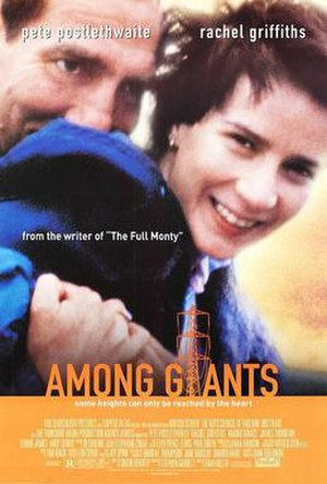 Among Giants - Original film poster