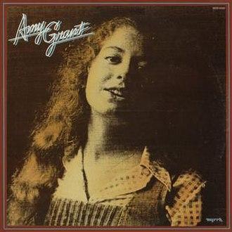 Amy Grant (album) - Image: Amy Grant (album)