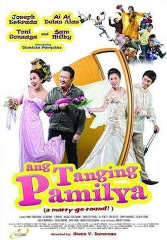 Movie star - Image: Angtangingpamilya AMARRYGOROUND