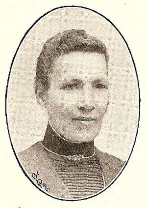 Anna Mässrur - Missionary to East Turkestan