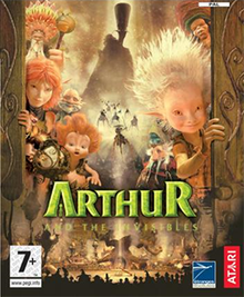Arthur And The Invisibles Video Game Wikipedia