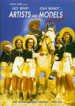Artists and Models Abroad - Image: Artists and Models Abroads