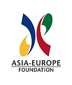 Logo of the Asia-Europe Foundation