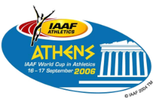 2006 IAAF World Cup - Image: Athens 2006logo