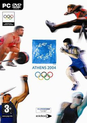 Athens 2004 (video game) - Image: Athens 2004