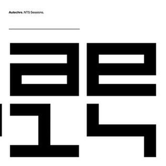 NTS Sessions 1–4 - Image: Autechre NTS1 4