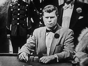Casino Royale (Climax!) - Barry Nelson as James Bond.