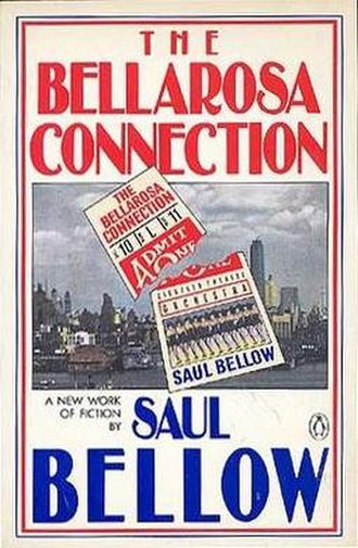 The Bellarosa Connection - First edition cover