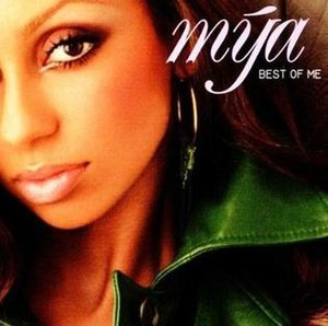 The Best of Me (Mýa song) - Image: Best Of Me Mya