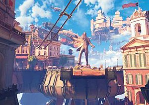 Unreal Engine - BioShock Infinite was built in Unreal Engine 3