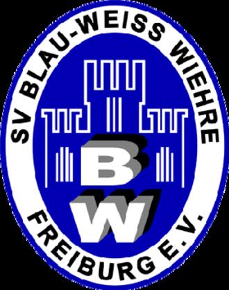 Blau-Weiss Wiehre Freiburg - Image: Blau Weiss Wiehre 94