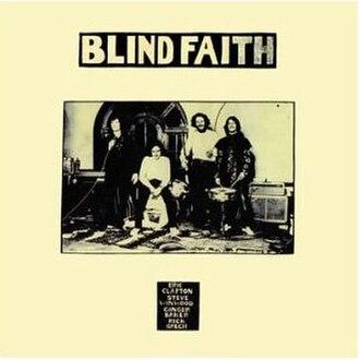 Blind Faith (Blind Faith album) - Image: Blindfaithalternate