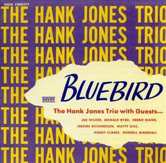 Bluebird (Hank Jones album) - Image: Bluebird (Hank Jones album)