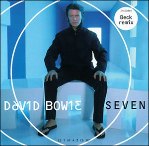 Seven (David Bowie song) - Image: Bowie Seven 1
