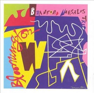 Bloomington (album) - Image: Branford Marsalis Bloomington