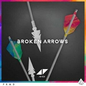 Broken Arrows (song) - Image: Broken Arrows single cover artwork