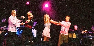 Bucks Fizz - The Fizz at Wembley Arena in 2004