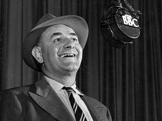 Bud Flanagan - Bud Flanagan in a BBC publicity photograph from 1943