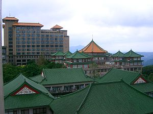 Shilin District - Chinese Culture University